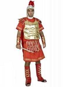 """Ein Kostüm für die Mottoparty """"Sparta"""""""